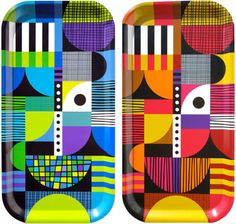 Maria Dahlgren - Form Futura trays
