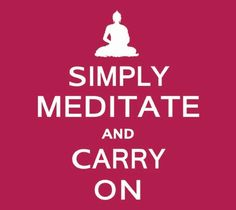Med·i·ta·tion Temp·ta·tion-  Inner, outer peace through yoga, food, and meditation.