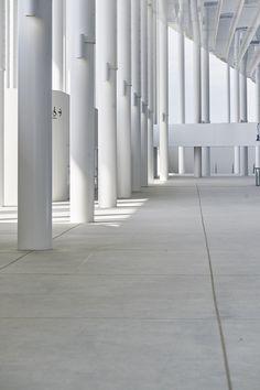 Herzog & de Meuron's Bordeaux Stadium.