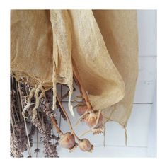 Eco friendly linen dyed with pomegranate skins. Natural Dyeing, Textile Artists, Vintage Fabrics, Pomegranate, Hand Stitching, Sustainable Fashion, Eco Friendly, Textiles, Blanket