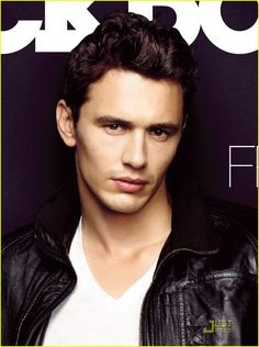 James Franco looks hot hot hot in the new December/January 2008 issue of BlackBook Magazine.
