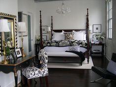 137 Best Black White Bedrooms Images Bedroom Decor Black