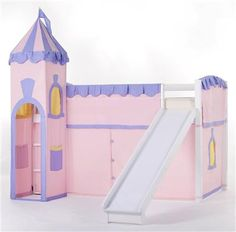 School House Princess Loft