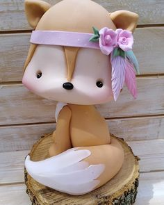1 million+ Stunning Free Images to Use Anywhere Polymer Clay Figures, Cute Polymer Clay, Polymer Clay Animals, Cute Clay, Fondant Figures, Fimo Clay, Polymer Clay Crafts, Cold Porcelain Tutorial, Crea Fimo