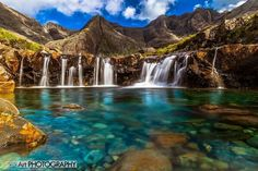 Fairy Pools, Isle of Skye, Scotland ... beautiful pictures  Twitter