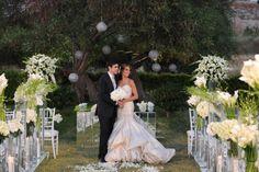 Ines Di Santo Campania, find it on PreOwnedWeddingDresses.com