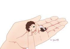 Tiny Sousuke ... Free! - Iwatobi Swim Club, sousuke, yamazaki, sousuke yamazaki, free!, iwatobi