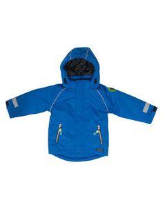 Villervalla - Kobaltblauwe jas voor kinderen - Pepatino.be