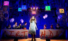 Matilda the Musical! is the performed at the in . Inspired by the novel! It's a show not to be missed! Contact for more details! Matilda Movie, Matilda Broadway, Broadway Theatre, Musical Theatre, Play Scripts For Kids, Dr Shows, Michael Bolton, Theatre Shows, London Theatre