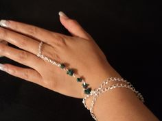 pulsera anillo