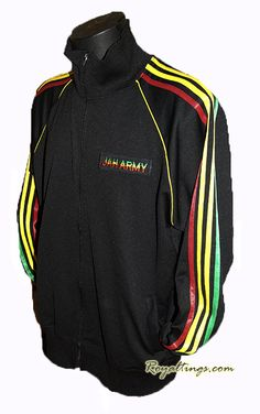 Clothing rasta