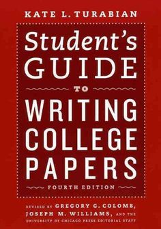 High school students, two-year college students, and university students all need to know how to write a well-reasoned, coherent research paperand for decades Kate Turabians Students Guide to Writing