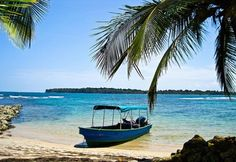 You won't find the huge resorts of other Caribbean destinations in Bocas del Toro, Panama. just an easygoing, water-lover's paradise, where snorkeling,. Best Places To Retire, Best Places To Vacation, Vacation Destinations, Just Dream, World Cities, Beaches In The World, Beach Town, White Sand Beach, Panama City Panama