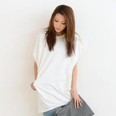 Buy 'SO Central – Plain Oversized Top' with Free International Shipping at YesStyle.com. Browse and shop for thousands of Asian fashion items from Hong Kong and more!
