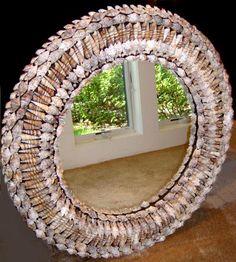 #Shell #Mirror by www.rontimpanaro.com