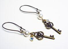 key earings