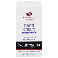 Neutrogena Norwegian Formula Hand Cream Fragrance Free, 2 Oz (Pack of 6) * Quickly view this special  product, click the image : Skin Care - Feet, Hands, Nails