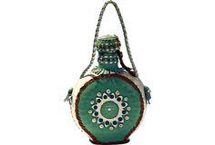 Leather-Covered Flask on OneKingsLane.com