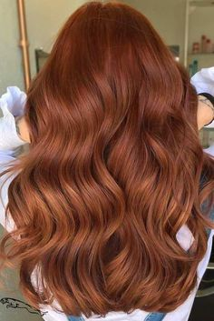INH HAIR RED HAIR COLOR INSPO