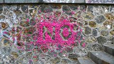 NO - Mademoiselle Maurice - Origami street art