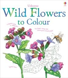 1000 Images About Nature Colouring Books From Usborne