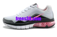 Nike Air Max TR 180 Leather Womens Pink White Cool Grey Black 599838 517,Frees30.com full of Nike Air Max TR 180 For Half Off