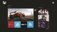 Microsoft mostró la interfaz de Xbox One y ya tiene en exhibición la consola en las Microsoft Store de Estados Unidos.
