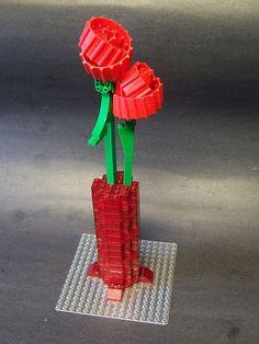 LEGO Roses