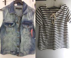 Conforme prometido, eis o DDL com um diazinho de atraso! Dica 01 – Lucieli ALuéDiscipula de Fufue comprou um colete jeans e uma blusa listrada! Colete jeans em lavagem bem bonita daRiachuelopor R$ 59 e blusa listrada da Marisa por R$ 39! Dica 02 – Ana Que dica MARA! ¨Ois Cony.Uma dica bem da boa.Achei …