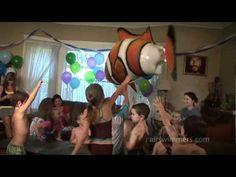 Air Swimmers June 2012 @ Fab übercoole ballonnen