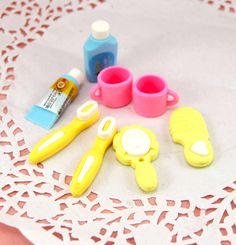 more cute erasers