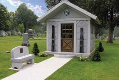 View our classic mausoleum gallery. Learn about the The Mendelssohn Mausoleum. From Forever Legacy, America's Premiere mausoleum builders. Death Becomes Her, 13 In, Cemetery, Gazebo, Shed, Outdoor Structures, Gallery, Classic, Places