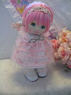 OOAK My Child Doll Calla Lily Fairy