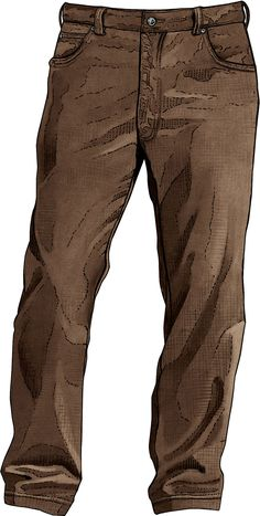 Men's Fire Hose® 5-Pocket Jeans have the traditional look and styling of jeans, with the rugged character and performance of Fire Hose canvas.