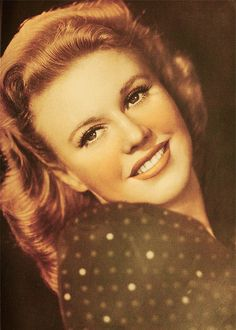 Ginger Rodgers. I cleaned her dressing room for a week when she was performing on Cape Cod.  Such a nice lady. :-)
