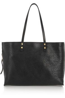 Chloé Dilan textured-leather tote | NET-A-PORTER