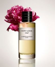 "CD ""New Look"" perfume"