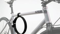 Neil Barron is raising funds for Litelok Silver: The world's lightest secure bike lock on Kickstarter! A premium, flexible, easy to use bike lock, made in Britain using cutting edge manufacturing & innovative materials Bicycle Lock, Used Bikes, Fighter Aircraft, Silver, Solution, Locks, Concept, Inspiration, Veils