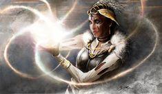 Warrior cleric by kp1212 on DeviantArt