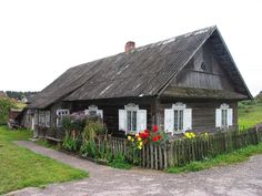 Around The World In 80 Days, Travel Around The World, Around The Worlds, Lithuanian Flag, Lithuania Travel, Historical Architecture, Wooden Architecture, Family Roots, Little Houses