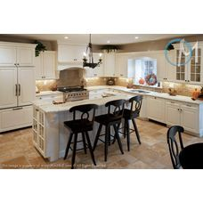 Colonial Gold Granite Kitchen Countertops By Marble.com.