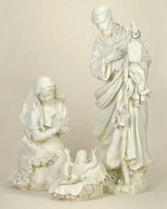 10 best classic outdoor large nativity sets images outdoor rh pinterest com