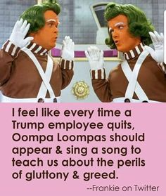 Oompah loompa loompity do... I've got another puzzle for you...