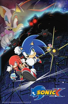 Watch Sonic X Free Online. A malfunction sends Sonic the Hedgehog to Earth where he meets Chris, who helps collect Chaos Emeralds so Sonic and friends can go home. Sonic The Hedgehog, Hedgehog Art, Shadow The Hedgehog, Cartoon Tv Shows, Cartoon Pics, Sonic & Knuckles, Sonic The Movie, Dragon Ball, Nintendo Sega