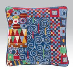 Klimt Midnight - Ehrman Tapestry