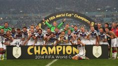 germany...world cup champions