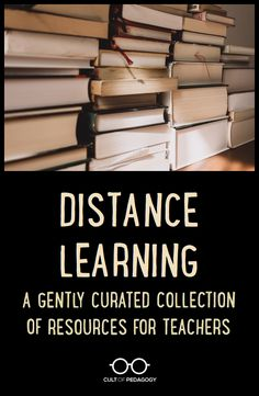 An overview of the nuts and bolts of distance learning, including general tips, advice on tech, and troubleshooting some common problems. Cult Of Pedagogy, Instructional Coaching, Differentiated Instruction, Educational Technology, Educational Toys, Student Gifts, Teaching Materials, Teaching English, Teacher Resources