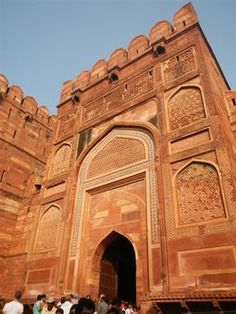 Agra and the Taj Mahal Day Trip from Delhi Agra Fort - Day Tour