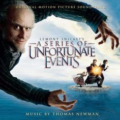 Lemony Snicket's A Series Of Unfortunate Events Soundtrack (Thomas Newman)