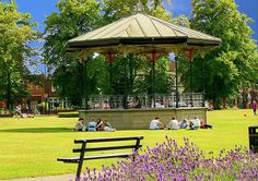 Bandstand Eastleigh,UK